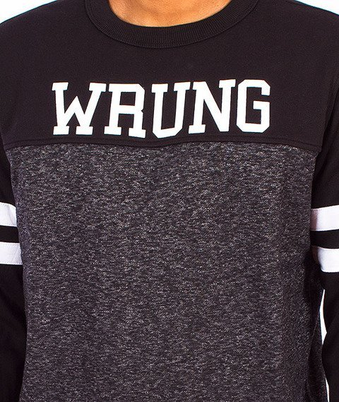 Wrung-Team Bluza Czarna