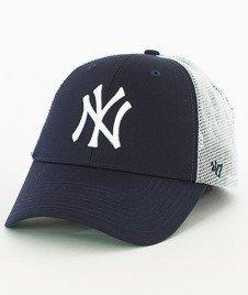 47 Brand-MVP New York Yankees Branson Czapka z Daszkiem Granatowa