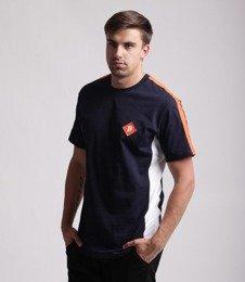 Biuro Ochrony Rapu-Caro T-shirt Granat