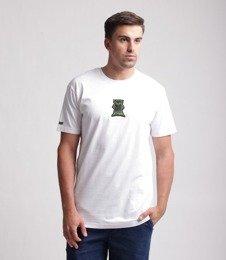 Biuro Ochrony Rapu-Młody Simba T-shirt Biała