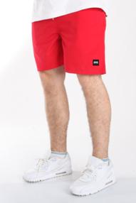 Biuro Ochrony Rapu NEW KWADRAT Krótkie Spodnie Czerwony