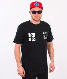 Biuro Ochrony Rapu-Sinner T-shirt Czarny