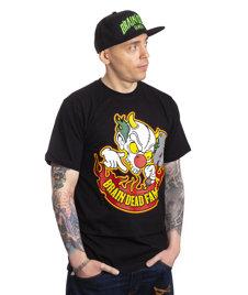 Brain Dead Familia CLOWN T-Shirt Czarny