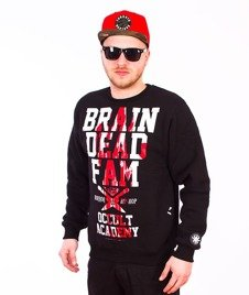 Brain Dead Familia-Occult Academy Bluza Czarna/Blood