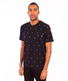 Carhartt-Drop Cap Pocket T-Shirt Black/White