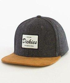Dickies-Brookville Snapback Czapka Grey Melange