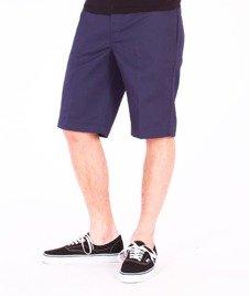 Dickies-WE42 273 Slim Work Short Navy Blue