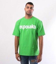 El Polako-Classic T-Shirt Zielony