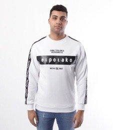 El Polako-EP Belt Bluza Biały