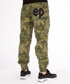 El Polako-EP Moro Jogger Regular Spodnie Green Camo