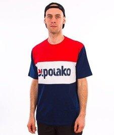 El Polako-Elpo New T-Shirt Granat