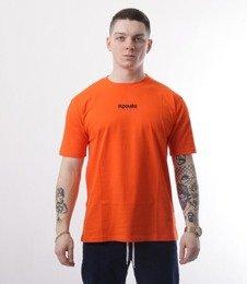 El Polako-Mini Logo T-Shirt Pomarańczowy