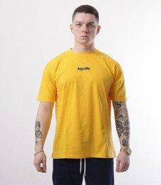 El Polako-Mini Logo T-Shirt Żółty