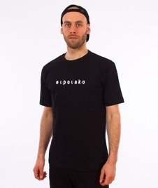El Polako-Music Revolution T-Shirt Czarny