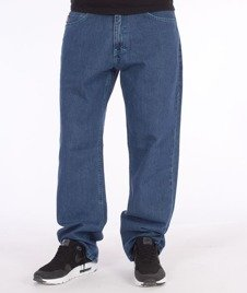 El Polako-Number Regular Jeans Light Blue