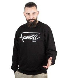 Familia Wear-Script Bluza Czarna
