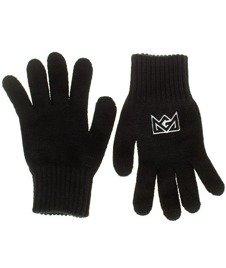 Ganja Mafia-Crown Rękawiczki Czarne