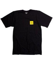 Gawrosz SQUARE T-Shirt Czarny