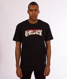 Grizzly-Straight Grizzly T-Shirt Black