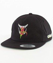 Grizzly-Venom Grin Snapback Black