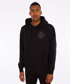 Independent-Ave Cross Hood Black