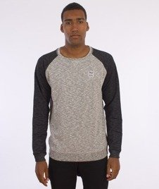 Iriedaily-Slubhead Raglan Light Roundneck Black White