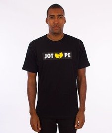 JWP-JOT WU PE T-shirt Czarny