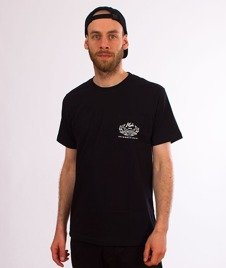 Koka-ATW Laurel T-Shirt Black