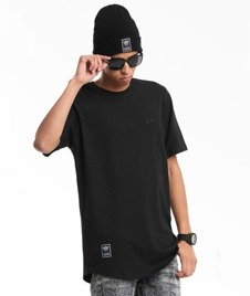 Lucky Dice-Basic Long T-shirt Czarny