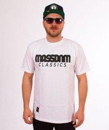 Mass CLASSICS T-Shirt Biały
