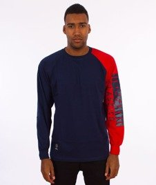 Mass-Section Longsleeve Granat