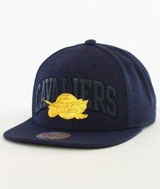 Mitchell & Ness-Cleveland Cavaliers Snapback EU942 Navy/Gold