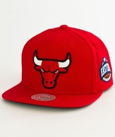 Mitchell & Ness-Silicon Grass BH72HT Chicago Bulls Snapback