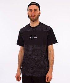 Moro Sport-Camo T-Shirt Szare Camo