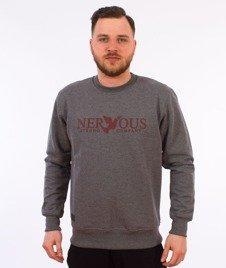 Nervous-Classic Bluza Szara