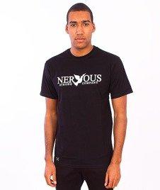Nervous-Classic T-Shirt Black