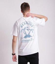 Nervous ISLAND T-Shirt Biały