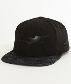 New Era-Batman Metal Snapback Black Camo