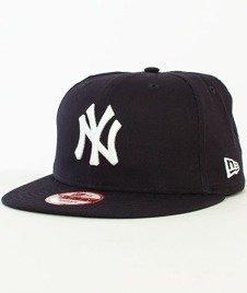 New Era-New York Yankees Snapback Granatowy