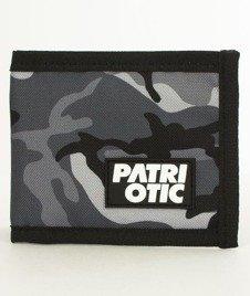 Patriotic-CLS New Gumka Portfel Gray Camo
