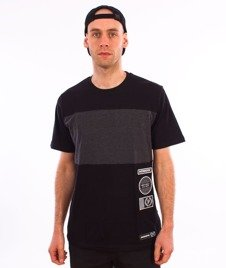 Patriotic-Futura Patch T-shirt Czarny/Grafit