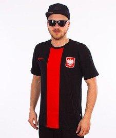 Patriotic-Godło T-Shirt Czarny