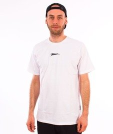 Patriotic-Tag Mini T-shirt Biały