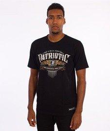 Patriotic-Westriotic New T-shirt Czarny
