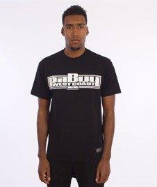 Pit Bull West Coast-Basic Pit Bull T-shirt Black