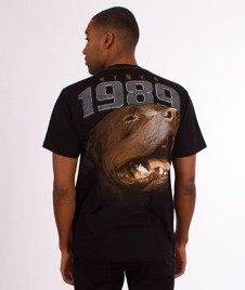Pit Bull West Coast-Fighter T-Shirt Czarny