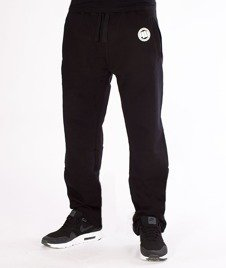 Pit Bull West Coast-Jogging Pants Logo Open End Czarne