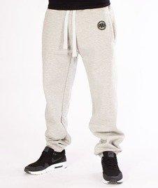 Pit Bull West Coast-Jogging Pants Logo Szare