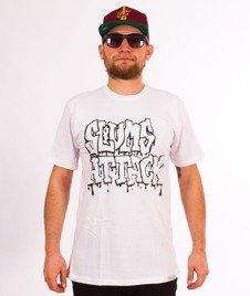 RPS KLASYKA-Old Logo Mono T-Shirt Biały
