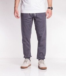 Smoke Story DOUBLE POCKET Jogger Slim Szary